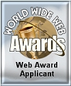WWW Awards - Web Award Applicant